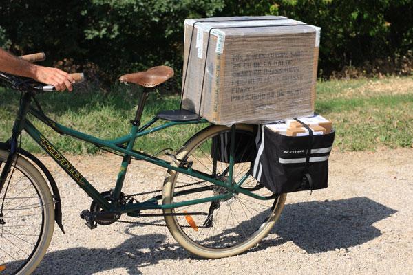 Read more about the article Livraison en vélo cargo