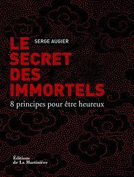 livre serge augier le secret des immortels