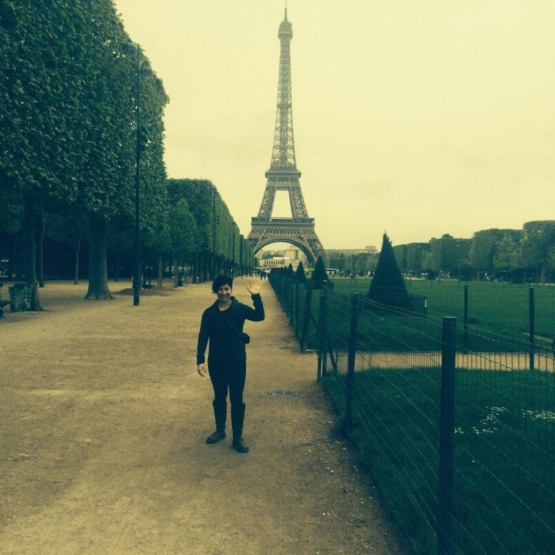 Read more about the article Une semaine parisienne avec Rachel de Soapwalla