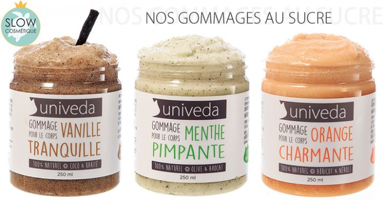 gommages-univeda
