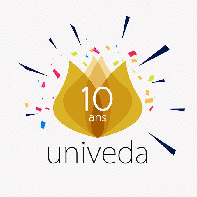Read more about the article Les 10 ans d'Univeda